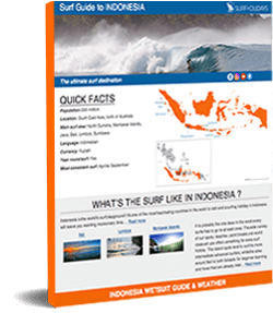 Indonesia  Surf Guide