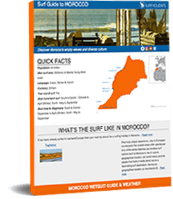 Morocco Surf Guide