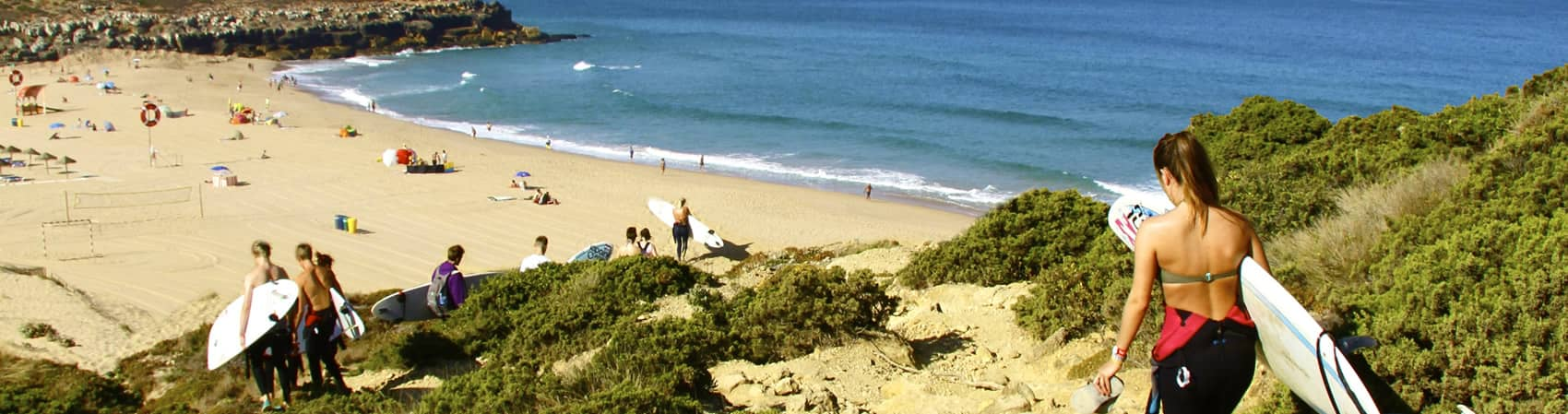 Surf Holidays in Ericeira