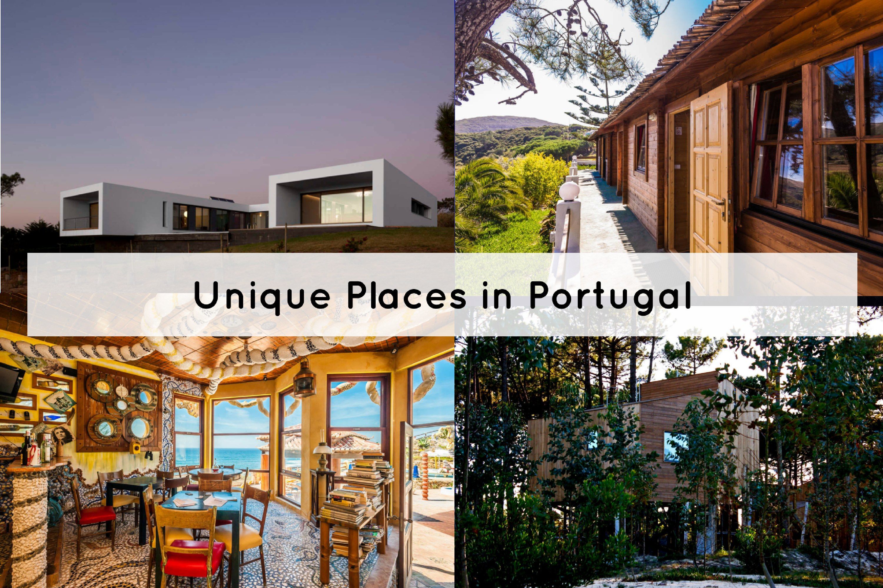 10 Of The Most Unique Surf Holiday Places to Stay In Portugal