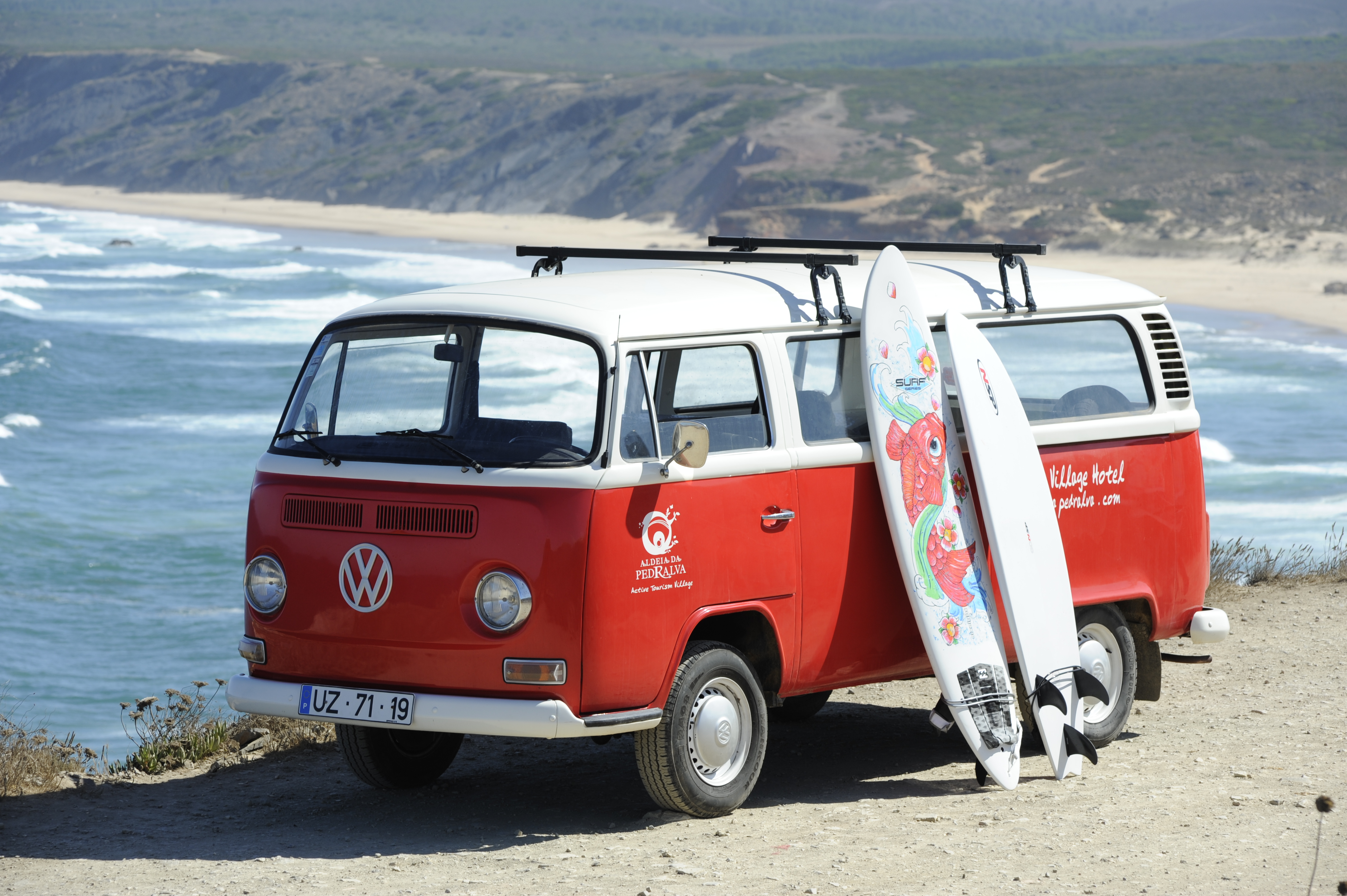 The Top 5 Surf Road Trips