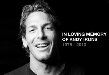 Surfer Profile Andy Irons