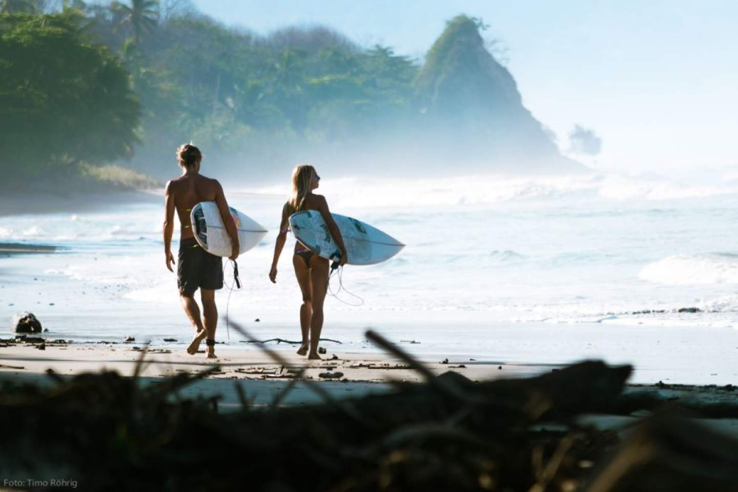 Top 5 Intermediate Surf Beaches In Costa Rica