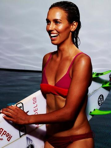 Surfer Profile Sally Fitzgibbons