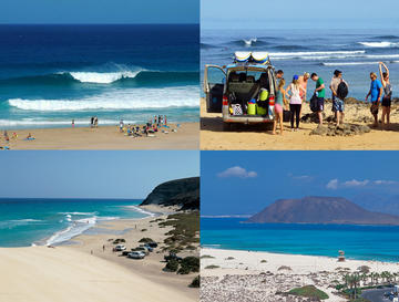 Surf Guide to Fuerteventura
