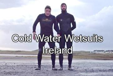 What type of wetsuit do I need in Ireland