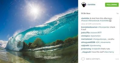 The Top Surf Instagram accounts to follow