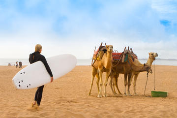 Morocco surf holidays are the perfect getaway