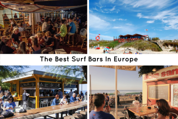 The Best Surf Bars In Europe