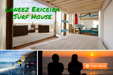 6 Luxury Surf Camps in Portugal