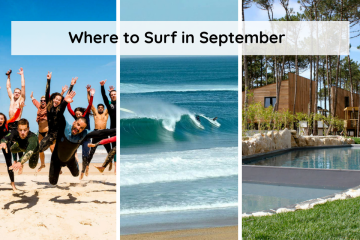 Where To Surf In September