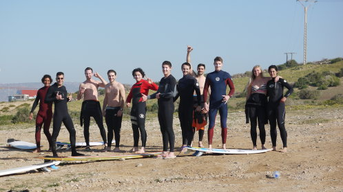 group surf guidin
