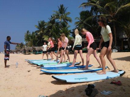 Ari Reefend Surf School Chief Instructor